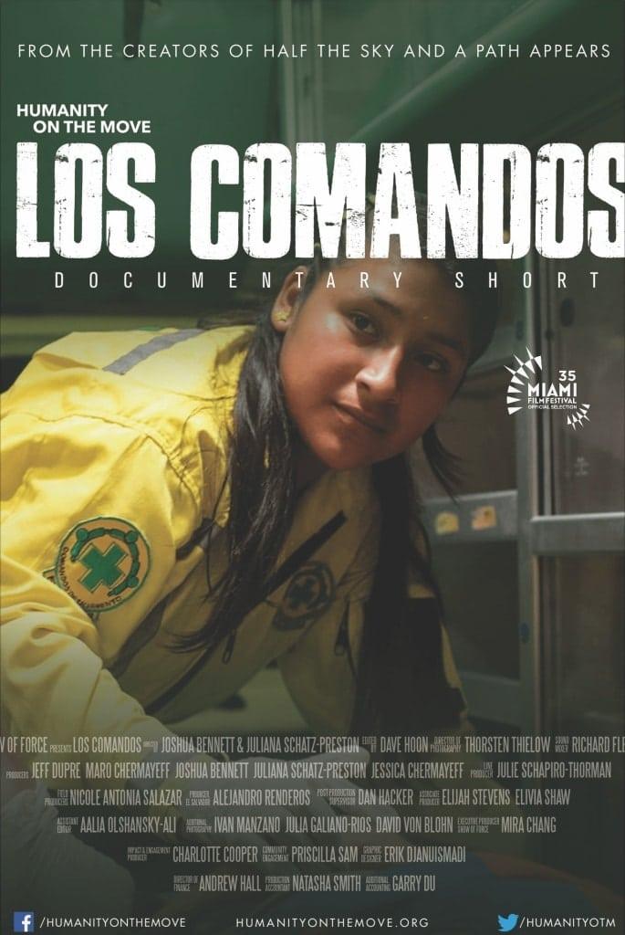 watch Los Comandos 2017 Stream online free