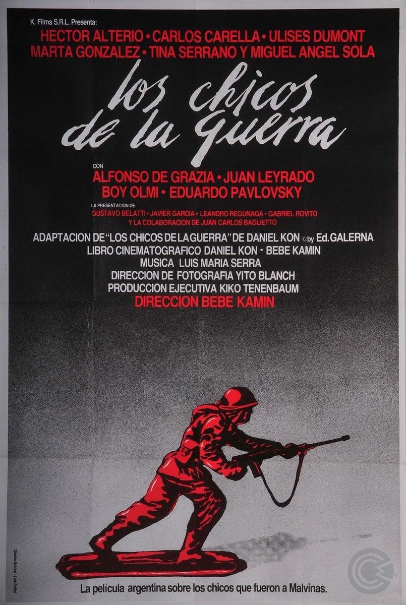 Los Chicos De La Guerra (1984)