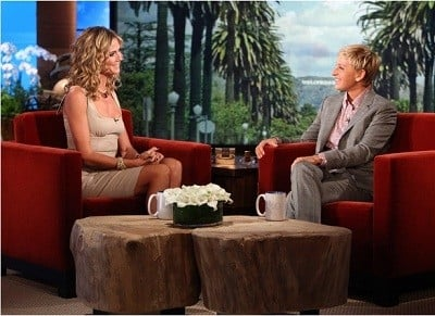 The Ellen DeGeneres Show Season 9 :Episode 14  Heidi Klum, Nancy Pelosi, LeAnn Rimes