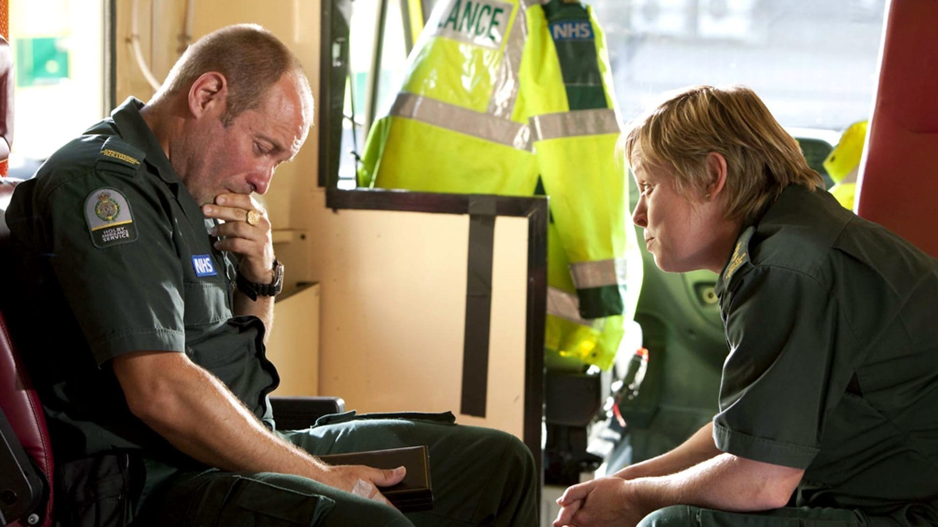 Casualty Season 25 :Episode 7  Reasons Unknown