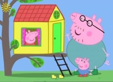Peppa Pig Season 1 :Episode 37  The Tree House