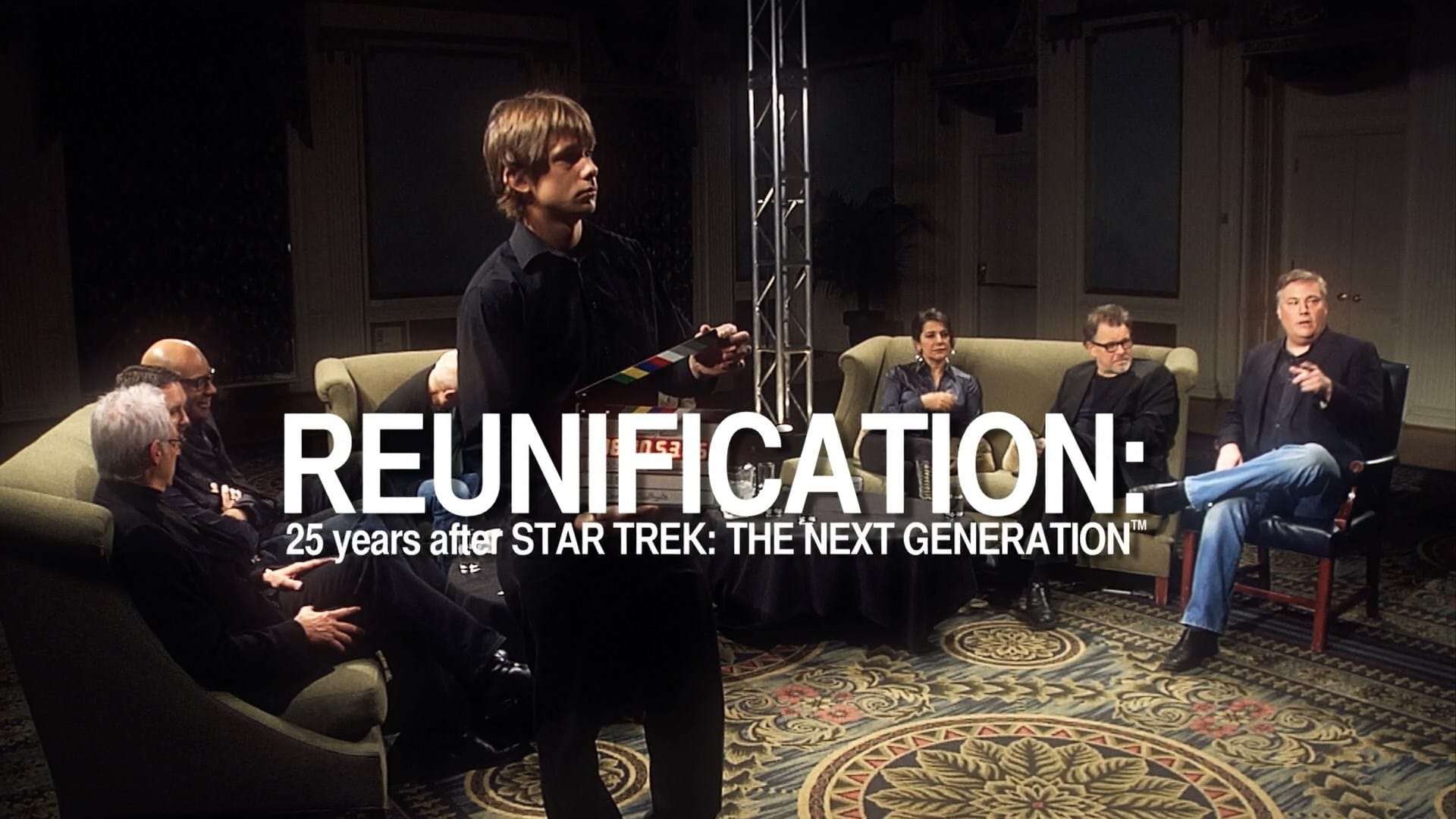 Reunification: 25 Years after Star Trek: The Next Generation-Azwaad Movie Database