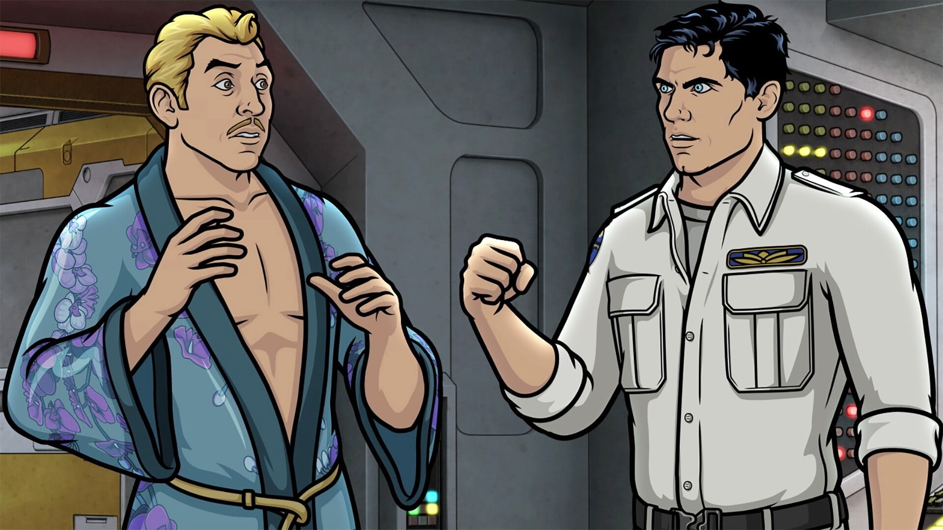 Archer Season 10 :Episode 8  Cubert