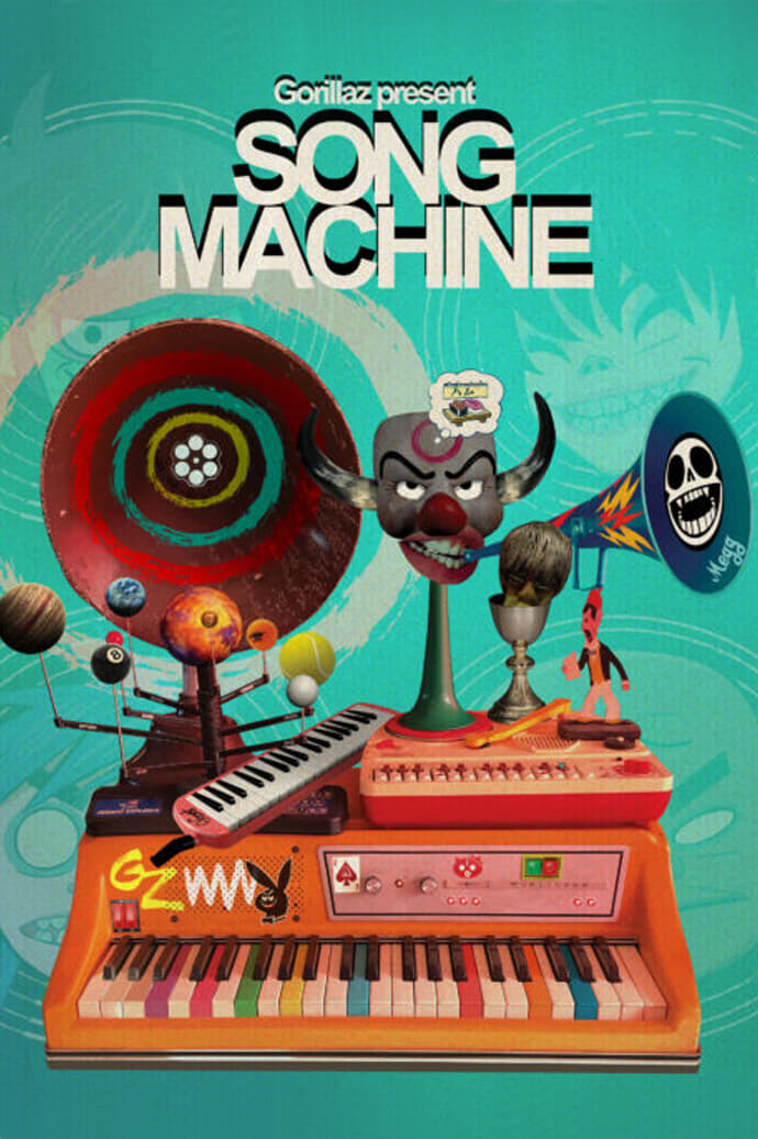 Gorillaz present Song Machine (2020)