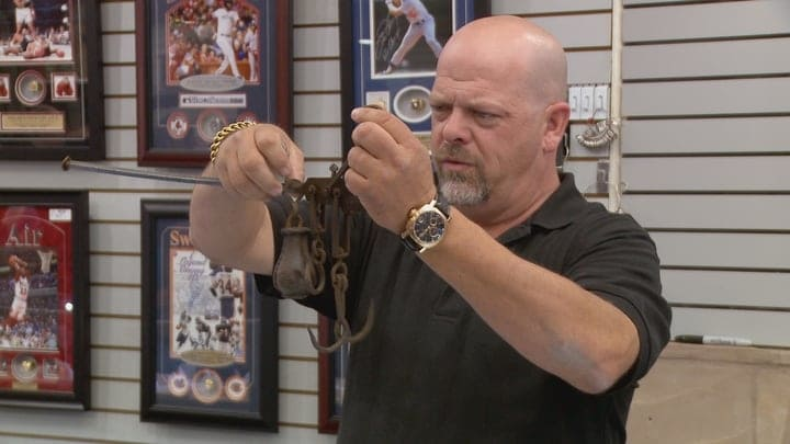 Pawn Stars Season 13 :Episode 8  Triple Axel Pawn