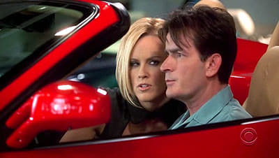 Two and a Half Men Season 5 :Episode 9  Eng ist gut