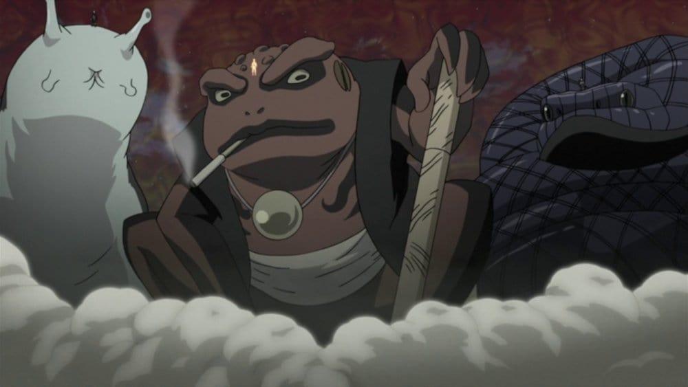 Naruto Shippūden Season 18 :Episode 373  Team 7 Assemble!