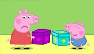 Peppa Pig Season 1 :Episode 13  Secrets
