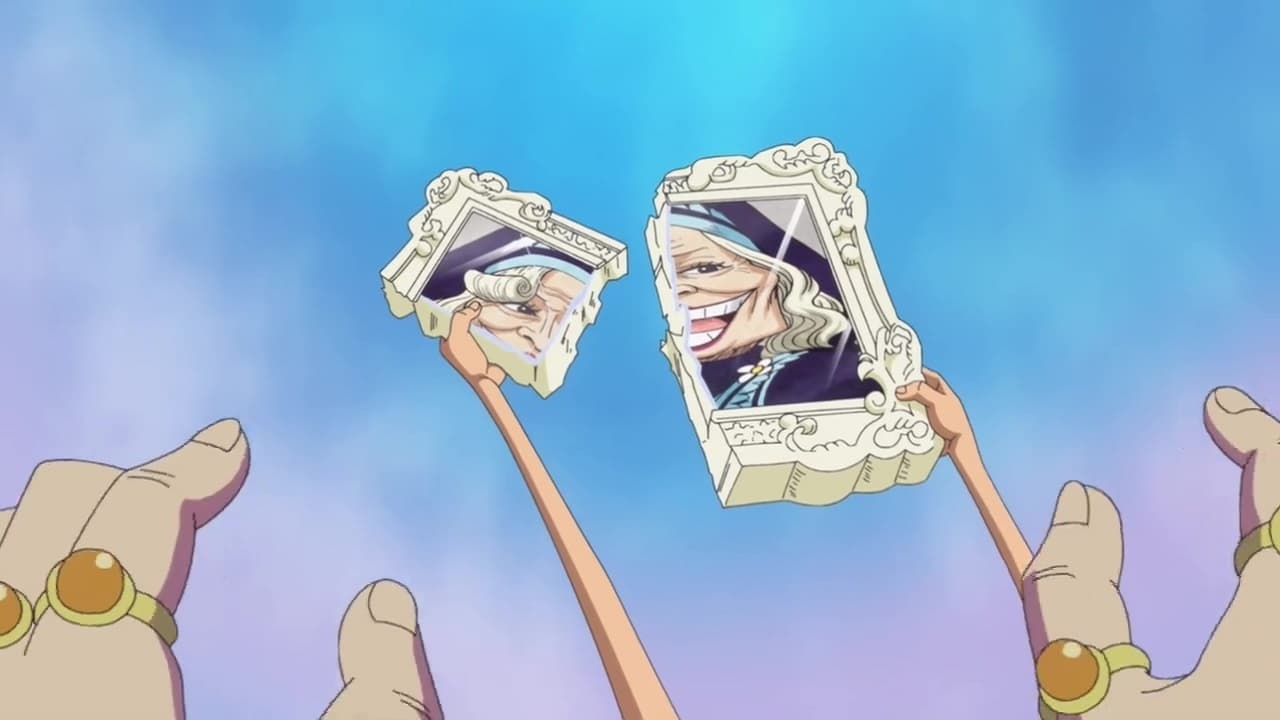 One Piece Season 19 :Episode 835  Run, Sanji! SOS! Germa 66!