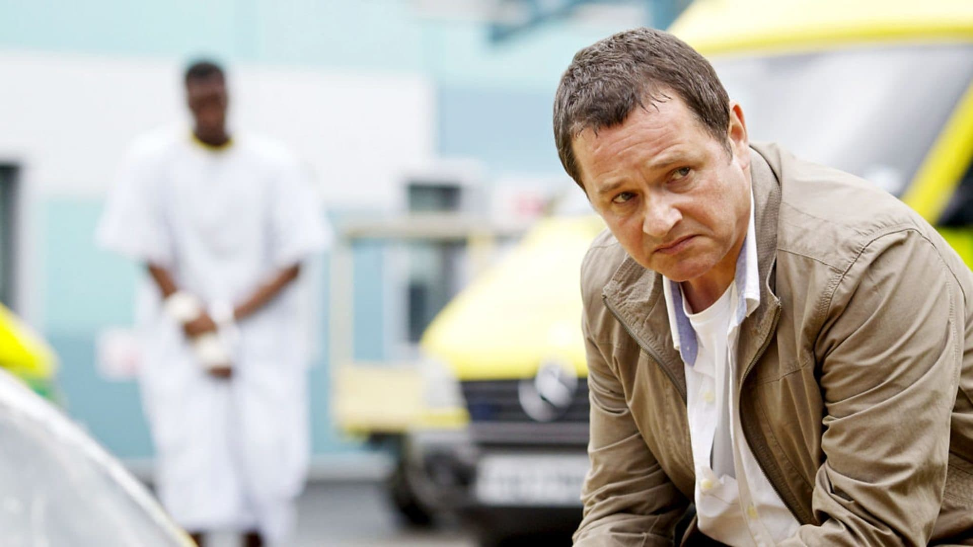 Casualty Season 27 :Episode 6  Evolve or Be Extinct