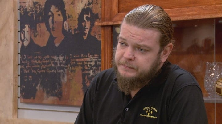 Pawn Stars Season 13 :Episode 6  Pops Pawn