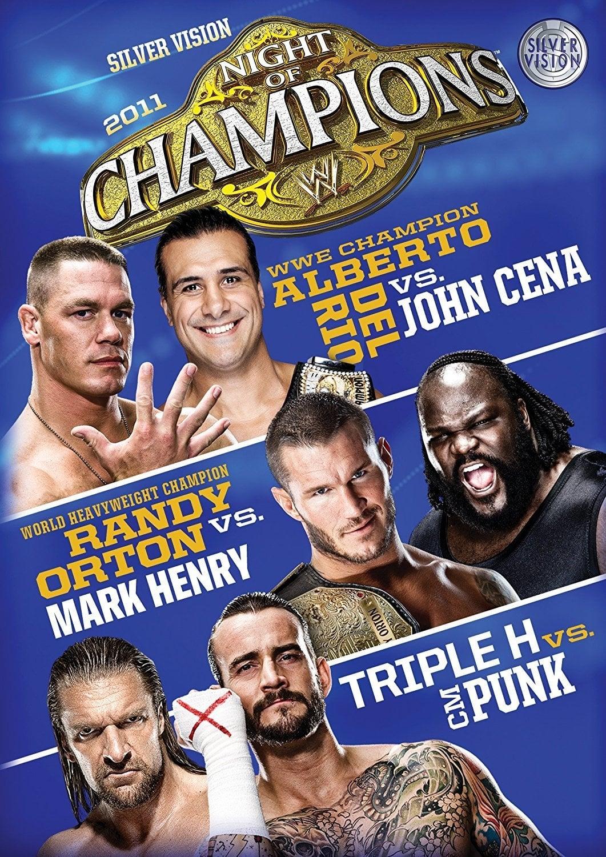 Ver WWE Night Of Champions 2011 Online HD Español (2011)