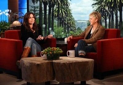 The Ellen DeGeneres Show Season 9 :Episode 54  Minnie Driver, Sarah Hyland
