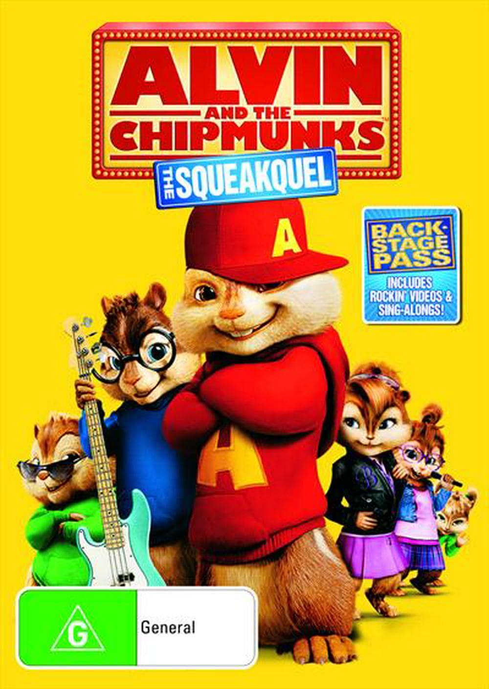 bol.com | Alvin and the Chipmunks: The Squeakquel ...