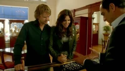 NCIS: Los Angeles Season 2 :Episode 4  Special Delivery
