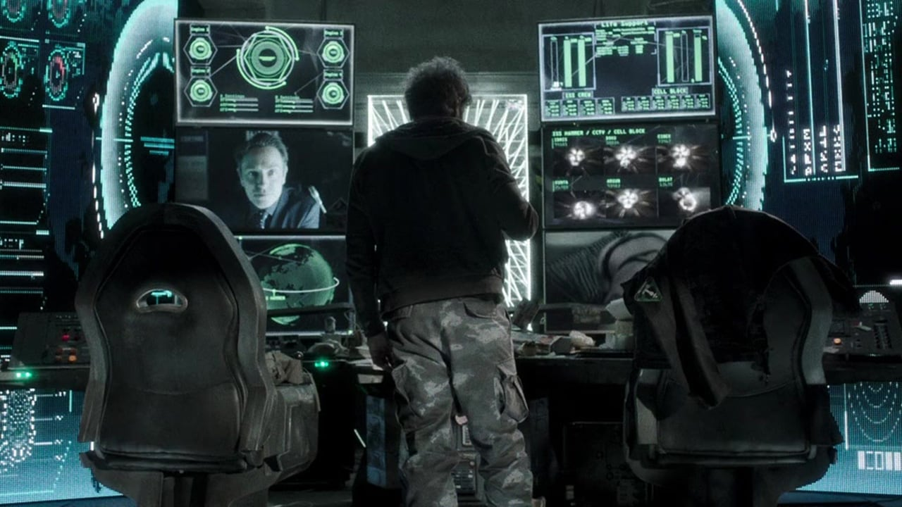 DESCARGAR Incoming (2018) pelicula completa en español latino 1080p