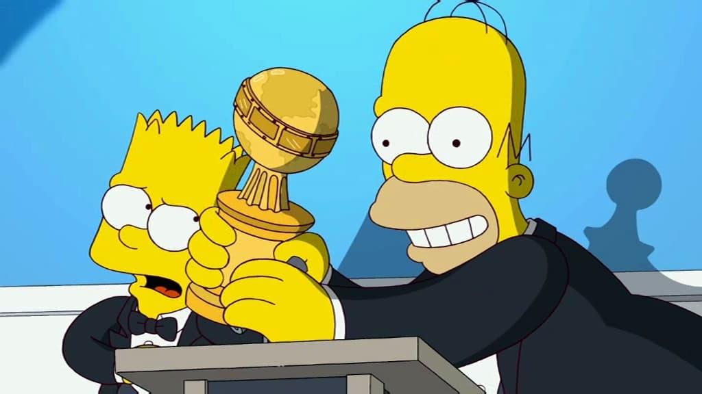 Die Simpsons Season 22 :Episode 14  Wütender Dad – Der Film
