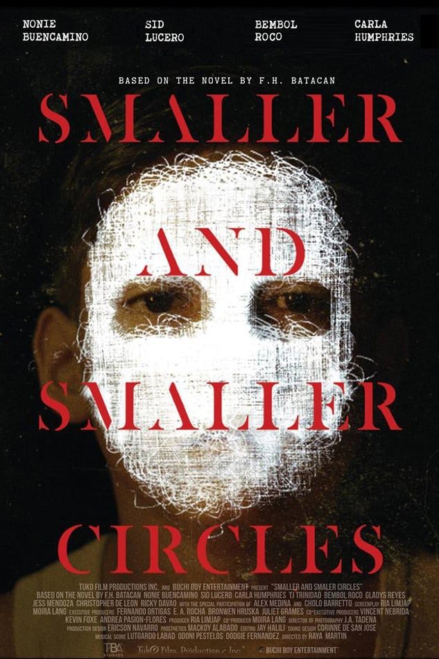 Smaller and Smaller Circles (2017)