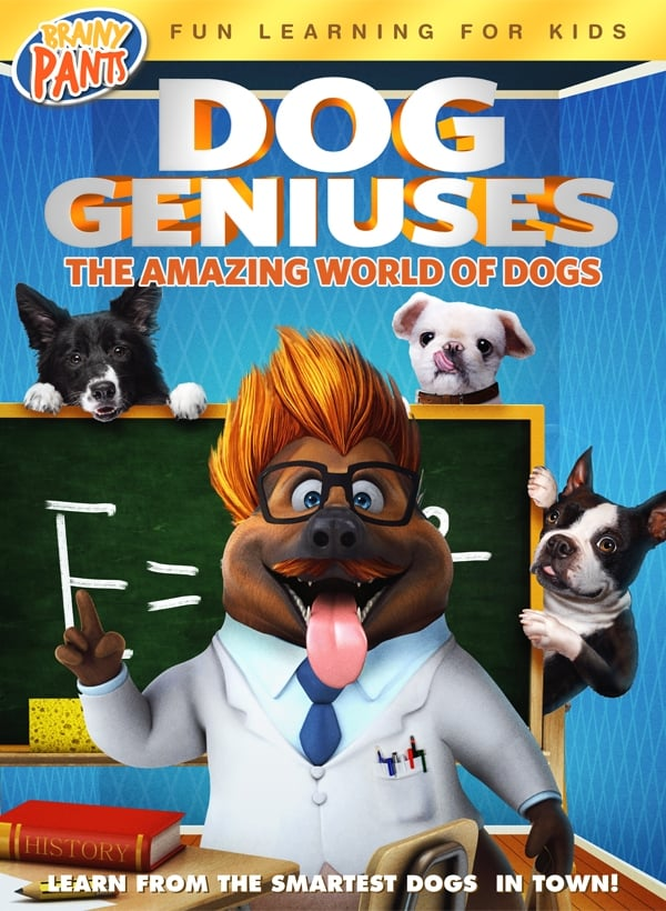 Dog Geniuses on FREECABLE TV