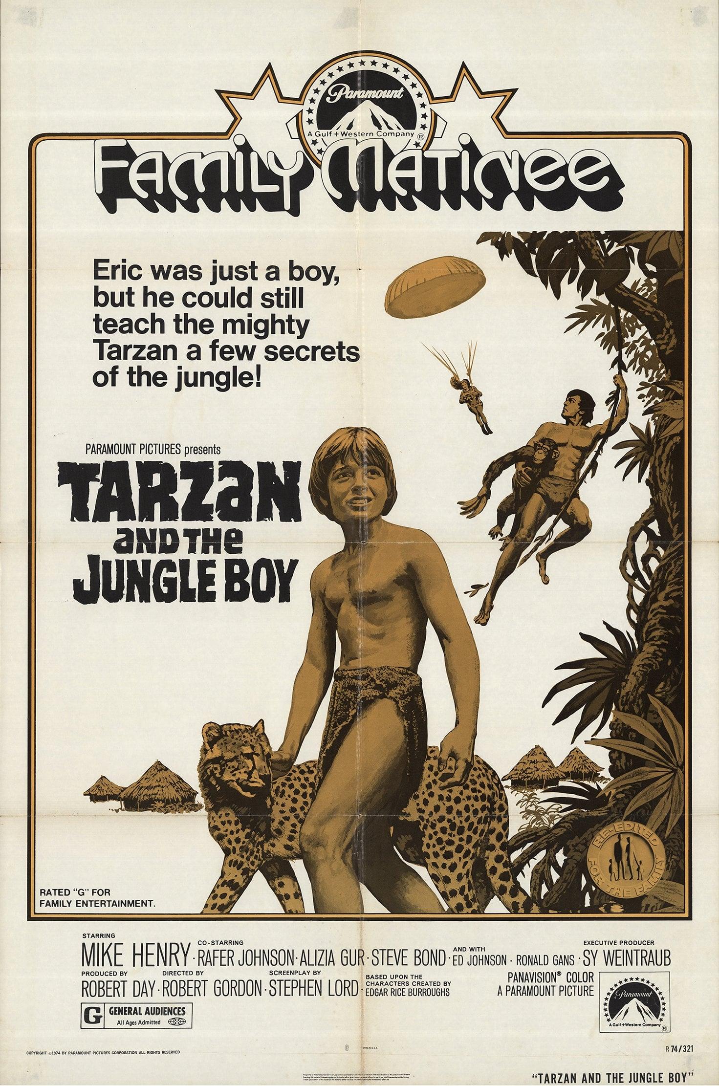 Tarzan and the Jungle Boy (1968)