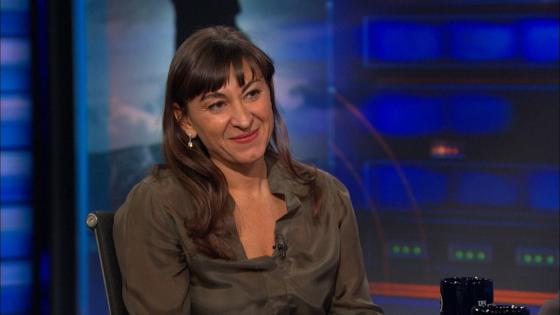 The Daily Show with Trevor Noah Season 20 :Episode 65  Lynsey Addario