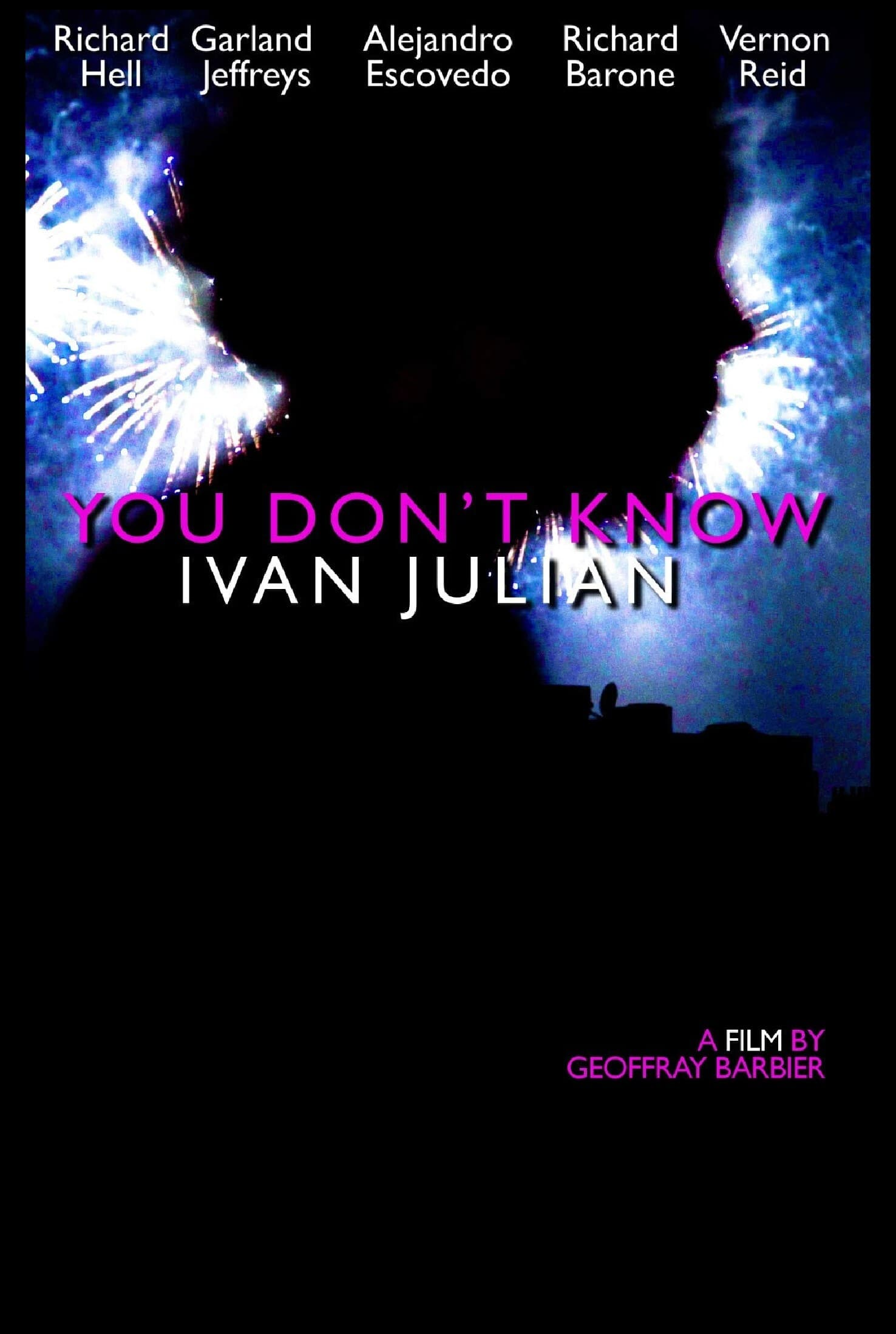 You Don't Know Ivan Julian on FREECABLE TV