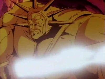 Inhumanoids Season 1 :Episode 5  The Evil That Lies Within, Part 5