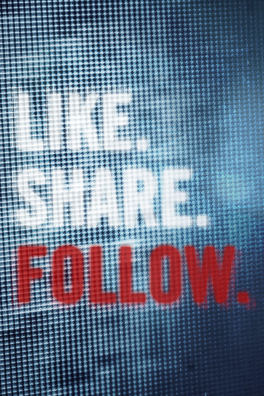 Watch Like.Share.Follow. Online