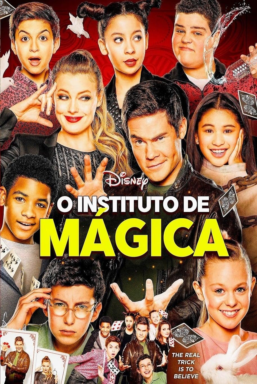 O Instituto de Mágica Dublado