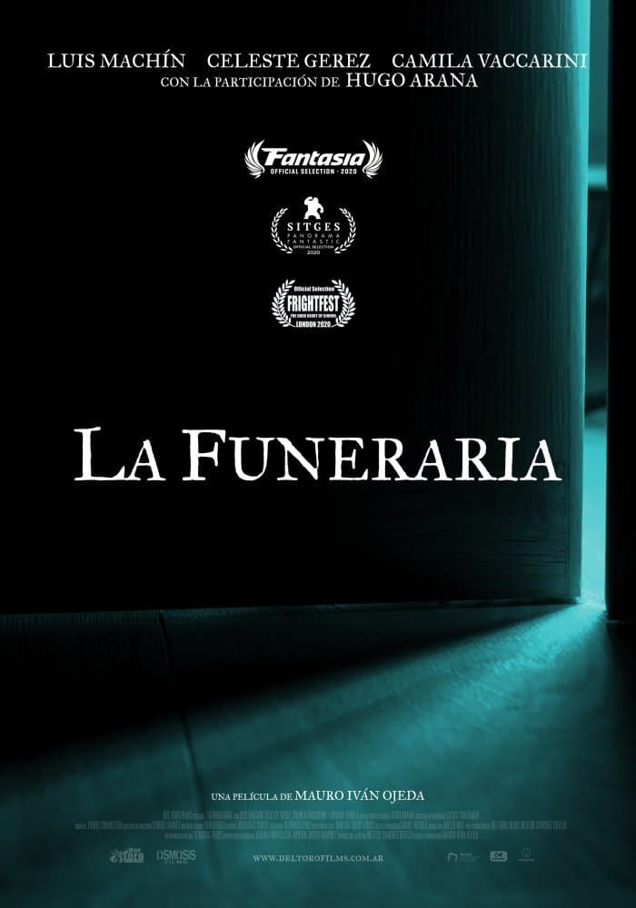 Poster and image movie The Funeral Home