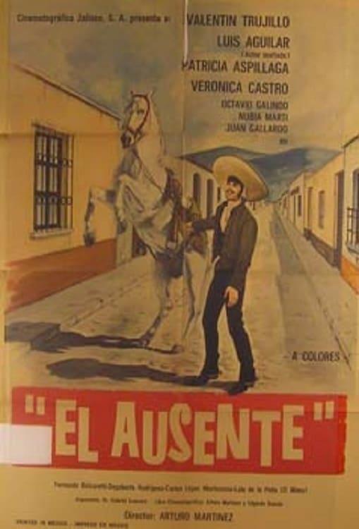 Ver El ausente Online HD Español (1972)