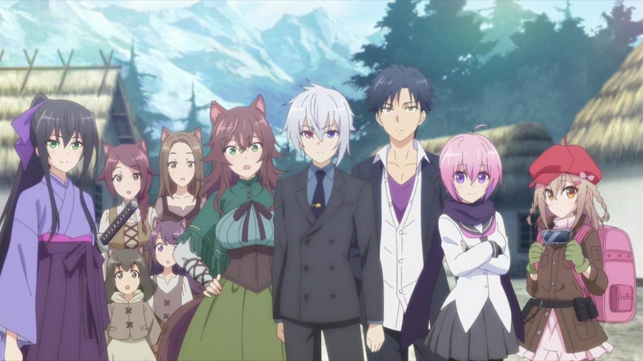 Choujin Koukousei-tachi wa Isekai demo Yoyuu de Ikinuku you desu! Episódio 1 (HD)