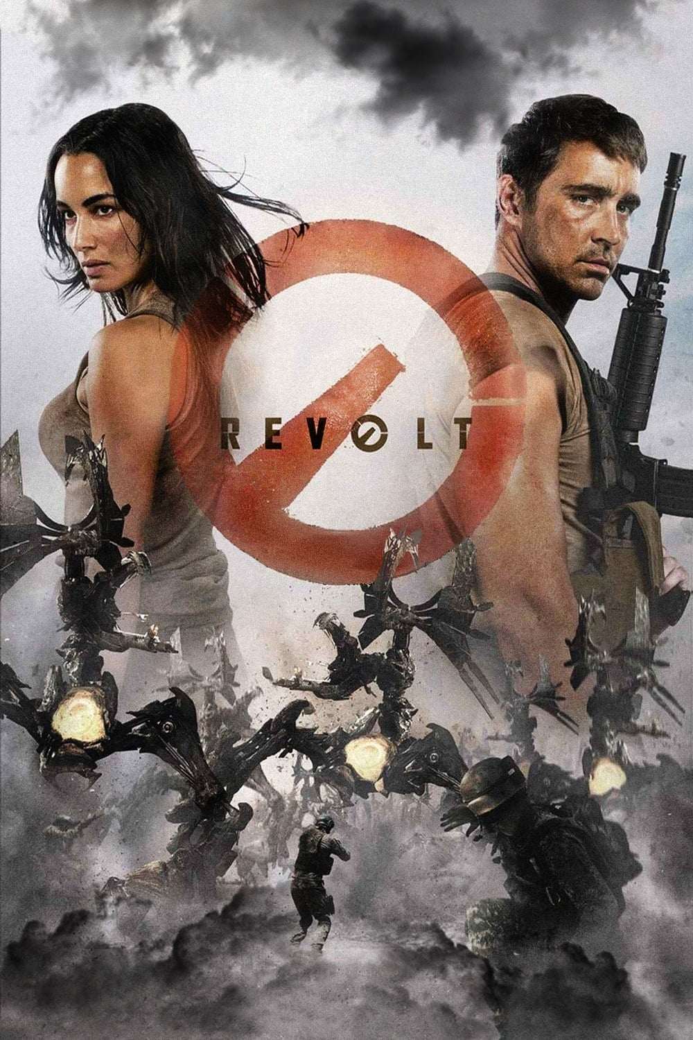 Revolt (2017) - Posters — The Movie Database (TMDb)