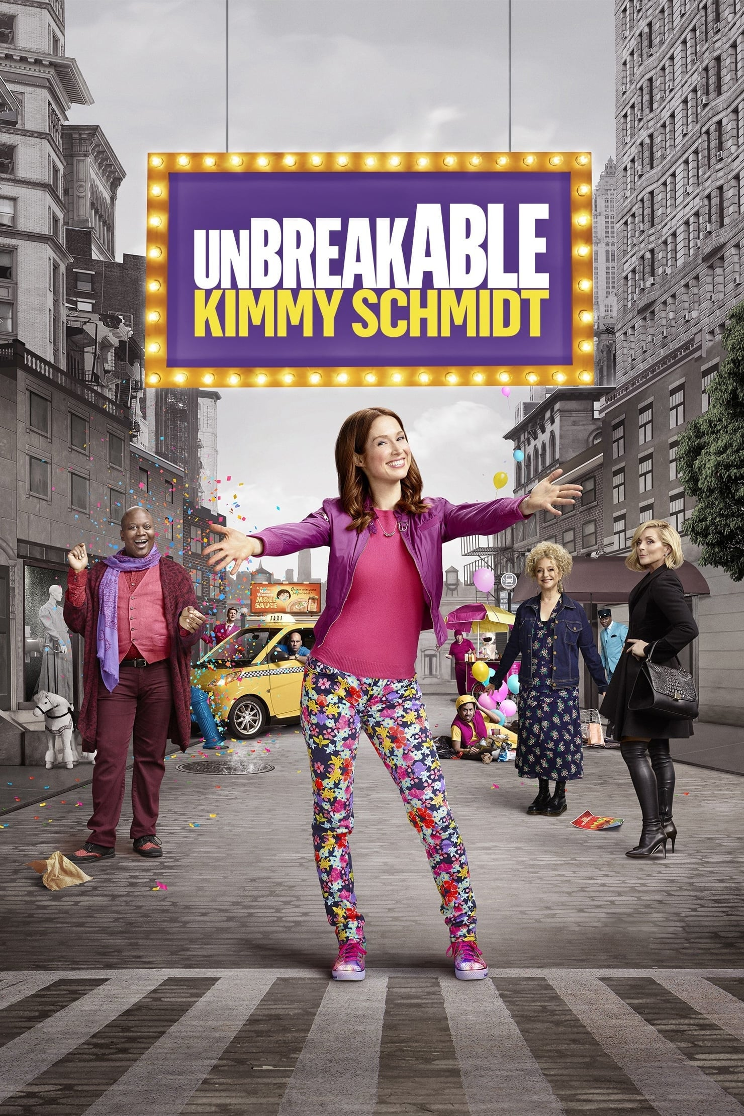 Unbreakable Kimmy Schmidt TV Shows About Fish
