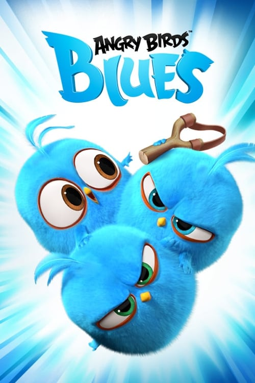 Angry Birds Blues (2017)