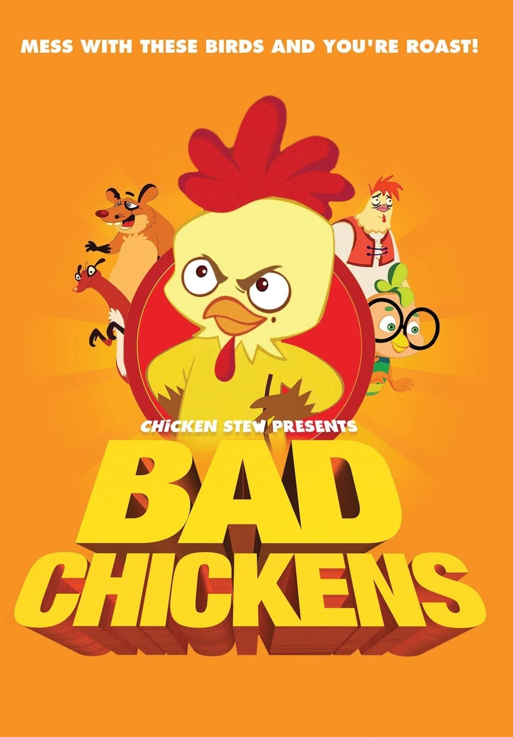 Chicken Stew 4: Bad Chickens on FREECABLE TV