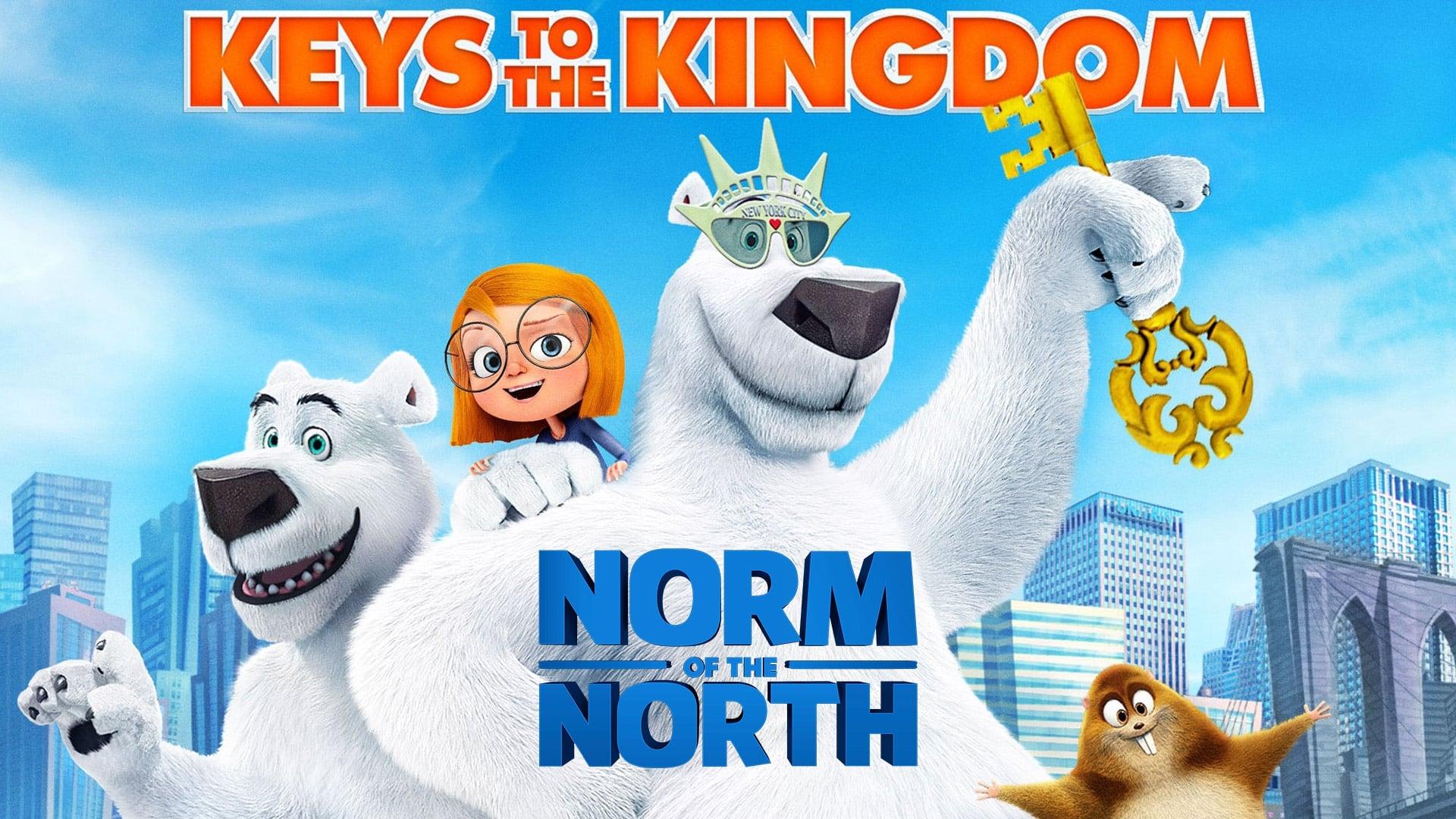 Норм – полярният мечок: Ключовете на кралството