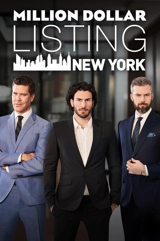 Million Dollar Listing New York (TV Series 2012