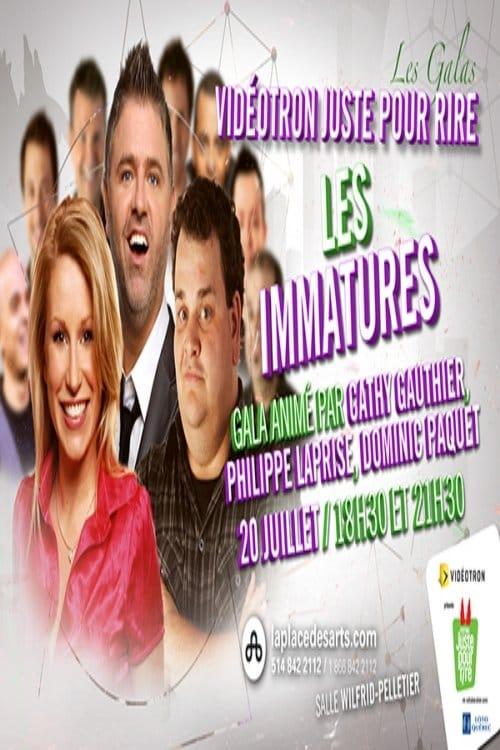 Juste Pour Rire 2012 Gala Les Immatures (1970)