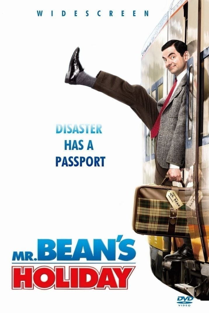 Mr Bean S Holiday 2007 Posters The Movie Database Tmdb