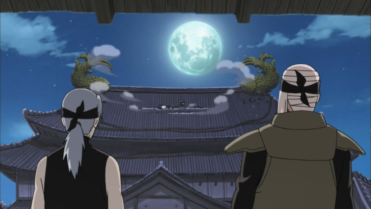 Naruto Shippūden Season 14 :Episode 307  Fade into the Moonlight