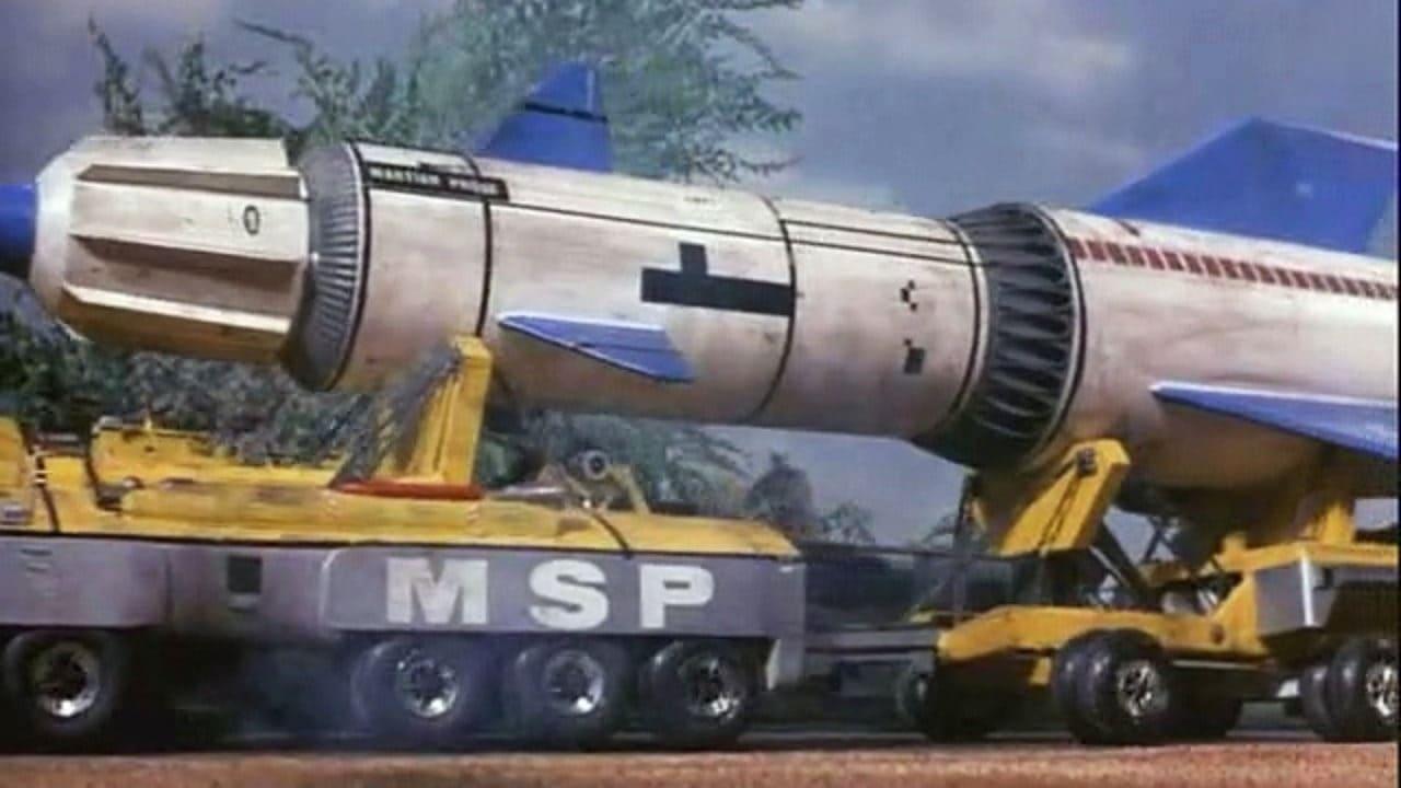 Thunderbirds Season 1 :Episode 6  Day of Disaster