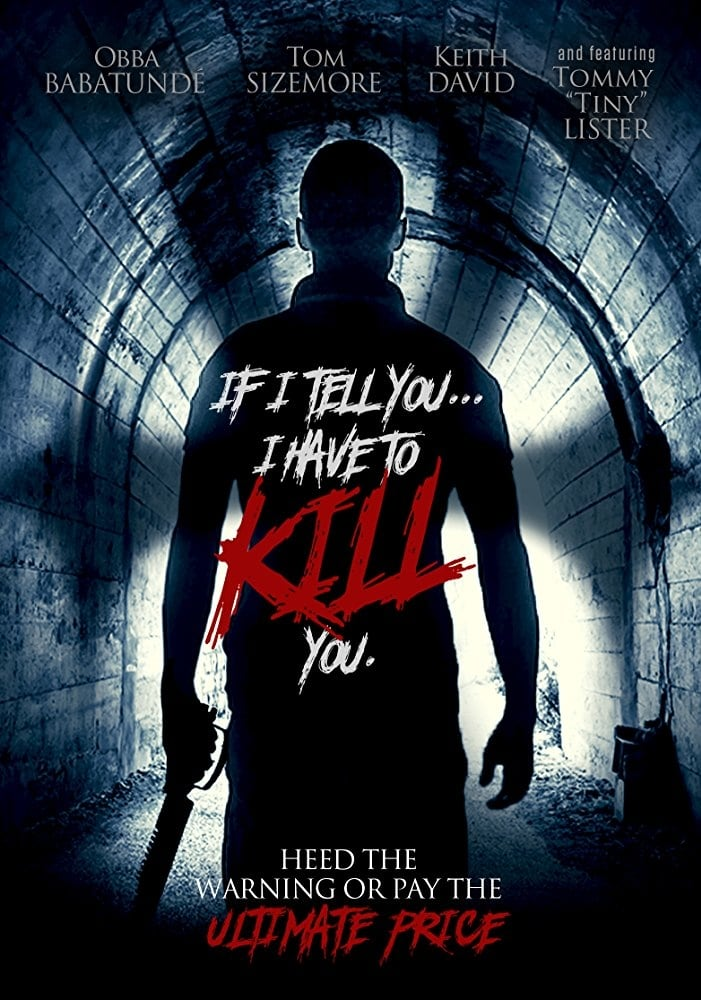 Ver If I Tell You I Have to Kill You Online HD Español (2015)