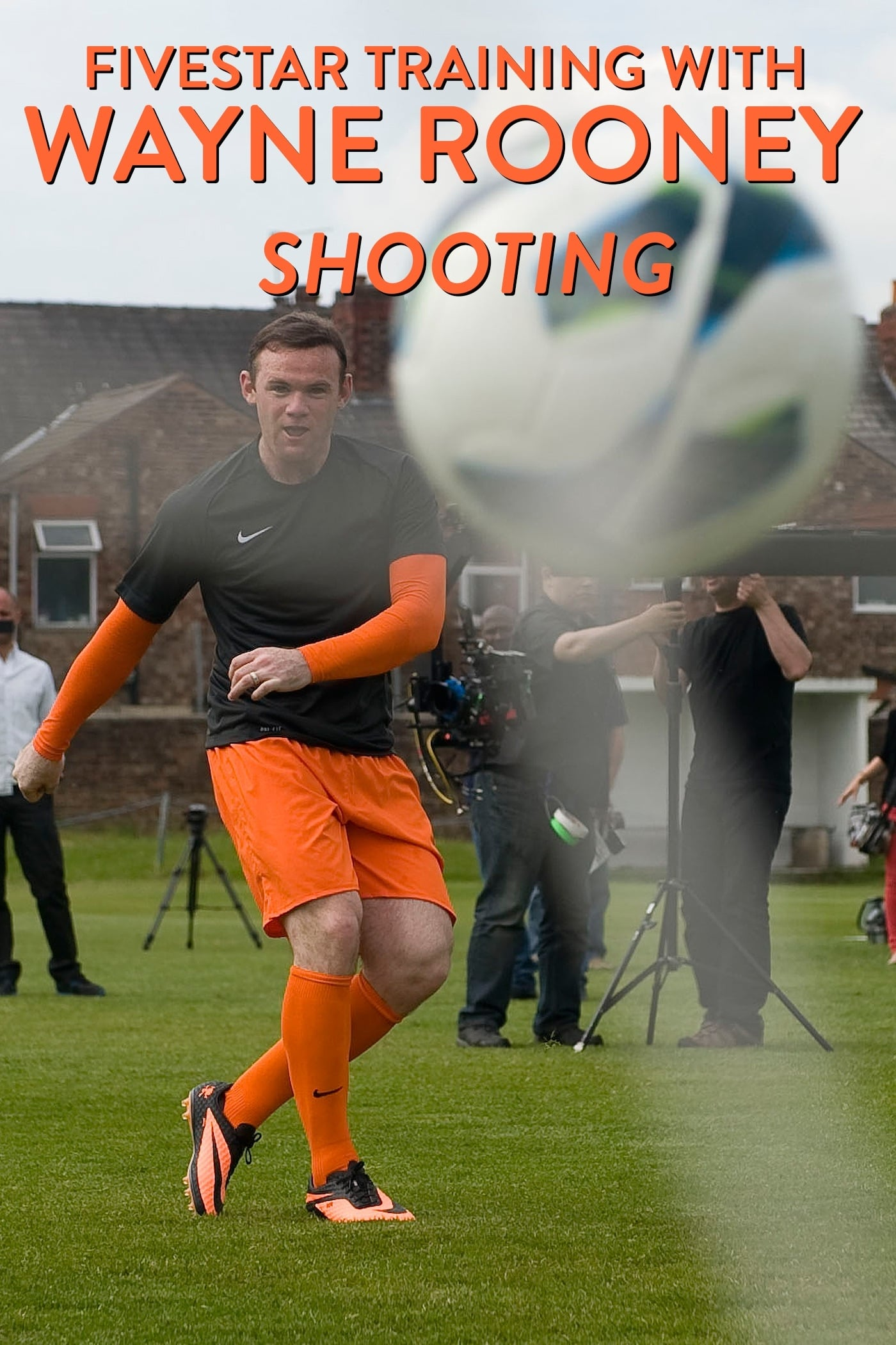 Fivestar Training with Wayne Rooney: Shooting on FREECABLE TV