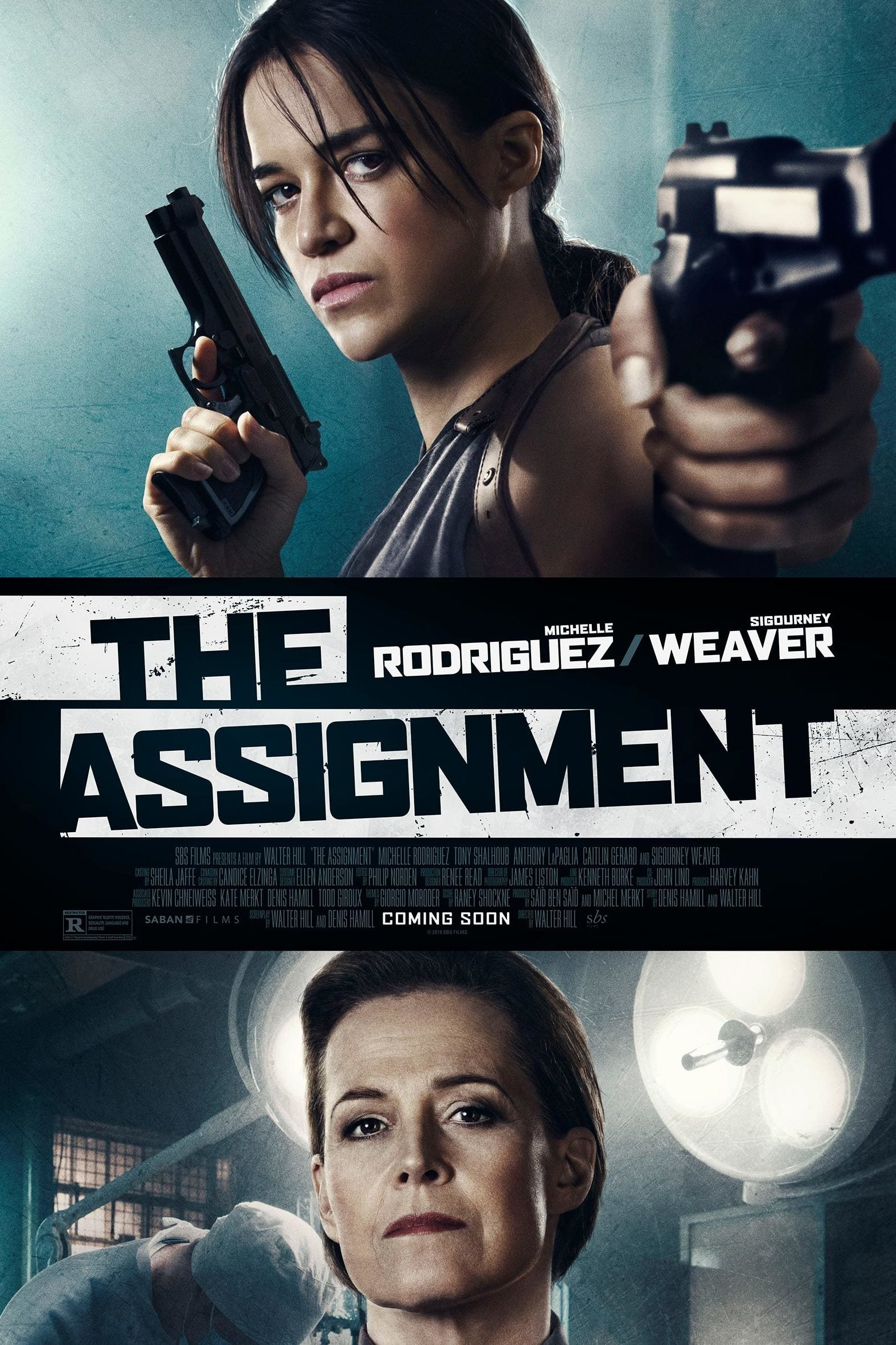 The Assignment – Dublado (2016)