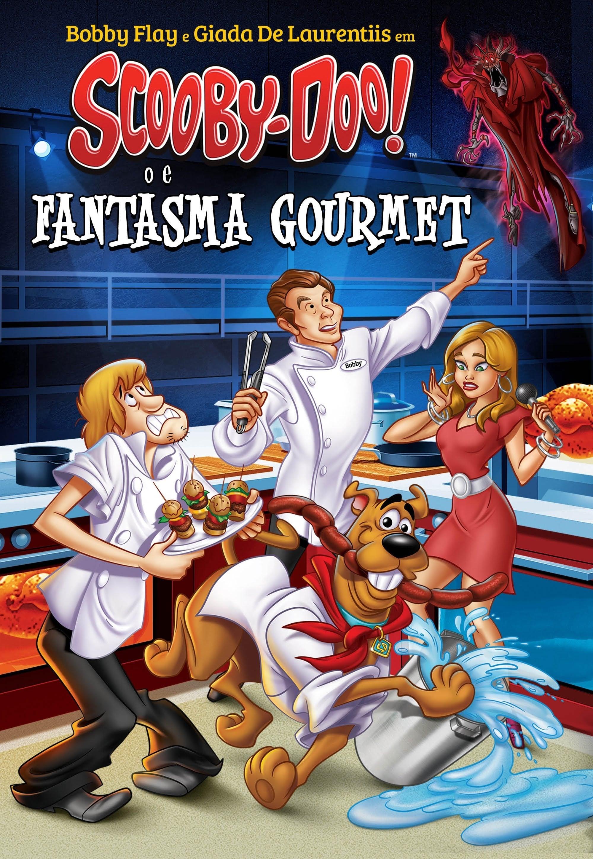 Scooby-Doo e o Fantasma Gourmet – Dublado (2018)