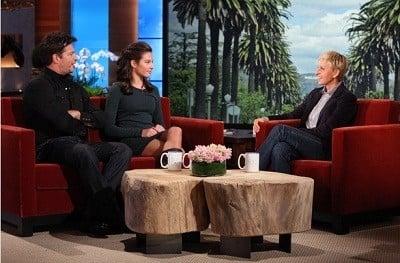 The Ellen DeGeneres Show Season 9 :Episode 31  Harry Connick Jr & Kate Connick, Sean Hayes, Rob Kardashian & Cheryl Burke