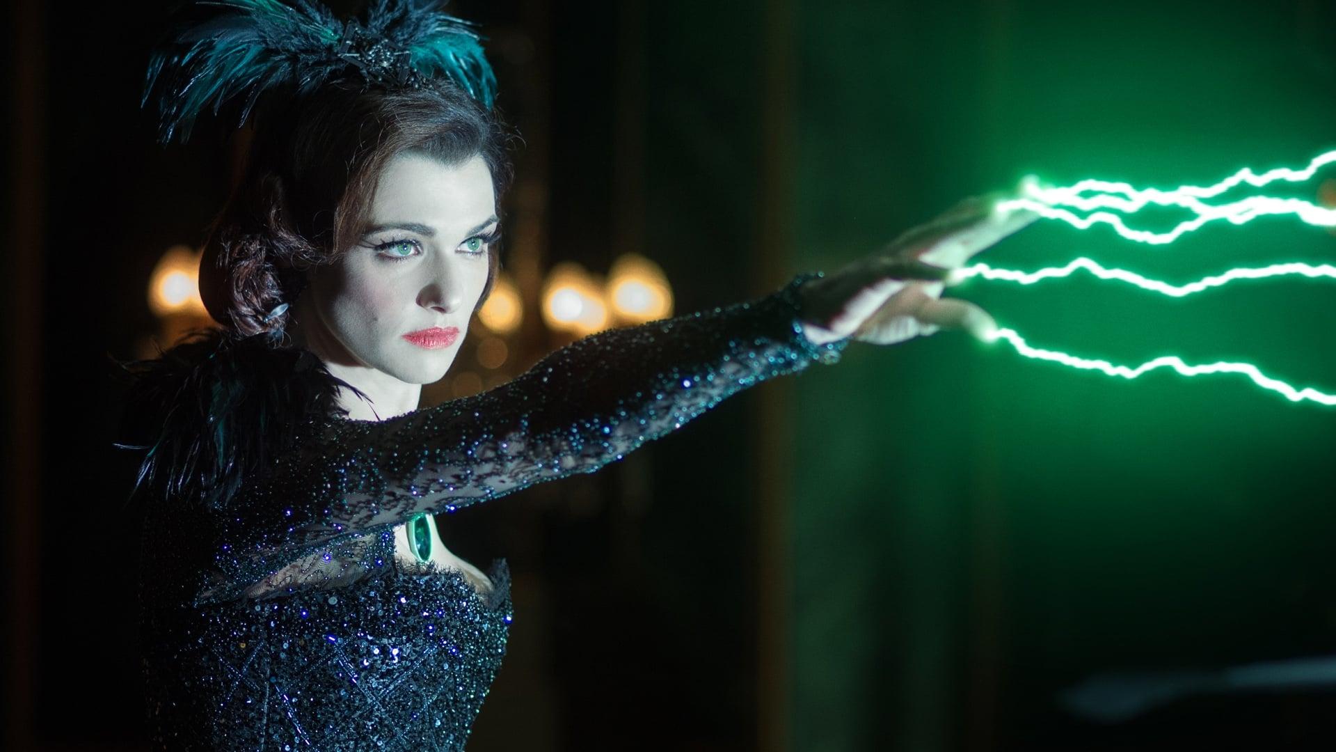 Oz: El poderoso