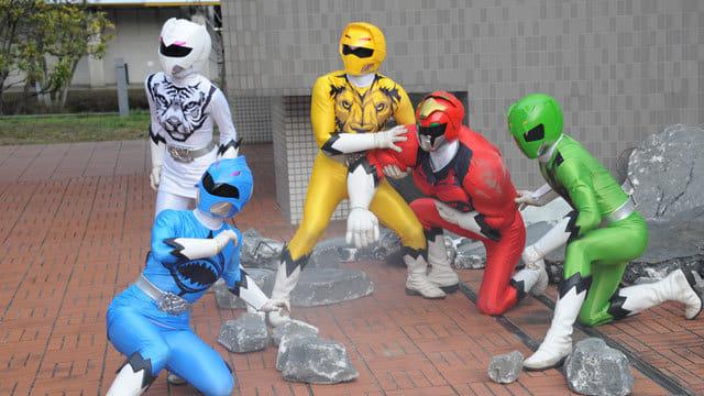 Super Sentai Season 40 :Episode 10  The Most Dangerous Game