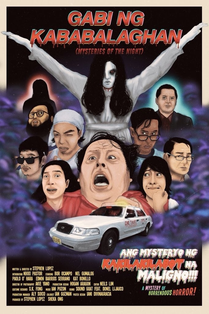 Mysteries of the Night (2018)